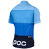 POC Men's Fondo Light Jersey - Seaborgium Blue: Image 2
