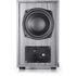Steljes Audio Erato TV Sound Bar with Wireless Sub Woofer - Black/Silver: Image 6