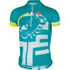 Castelli Children's Veleno Short Sleeve Jersey - Blue: Image 1