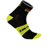 Castelli Rosso Corsa 13 Cycling Socks - Black/Yellow: Image 1