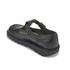Kickers Women's Kick Lo Aztec T-Bar Shoes - Black: Image 4