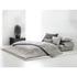 Calvin Klein Acacia Printed Pillowcase - Grey: Image 2