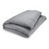 Hugo BOSS Loft Duvet Cover - Silver: Image 1