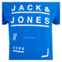 Jack & Jones Men's Core Fate T-Shirt - Director Blue: Image 3