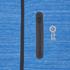 Jack & Jones Men's Core Keep Zip Through Hoody - Director Blue: Image 3