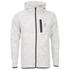Jack & Jones Men's Core Keep Zip Through Hoody - Treated White: Image 1