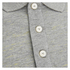 Jack & Jones Men's Core Blast Fleck Polo Shirt - Light Grey Marl: Image 3