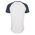 Jack & Jones Men's Originals Stan Raglan Sleeve T-Shirt - Navy/White: Image 2
