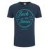 Jack & Jones Men's Originals Copenhagen T-Shirt - Navy Blazer: Image 1