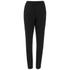 McQ Alexander McQueen Women's Pleat Front Loose Trousers - Black: Image 2