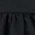 McQ Alexander McQueen Women's Studded Collar Party Dress - Black: Image 6