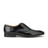 PS by Paul Smith Men's Starling Leather Oxford Shoes - Black High Shine: Image 1