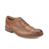 H Shoes by Hudson Men's Keating Leather Brogue Shoes - Tan: Image 2