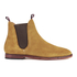H Shoes by Hudson Men's Tamper Suede Chelsea Boots - Sand: Image 1