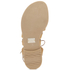 Dune Women's Lorelli Suede Gladiator Sandals - Tan: Image 5
