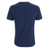 Soul Cal Men's Cracked Print T-Shirt - Navy: Image 2