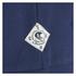 Soul Cal Men's Cracked Print Logo Hoody - Navy: Image 4
