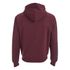 Soul Cal Men's Sleeve Print Logo Zip Through Hoody - Tawny Port: Image 2