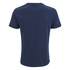 Soul Cal Men's Cracked Print T-Shirt - Navy: Image 2