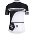 Santini Air Form Short Sleeve Jersey - White: Image 3