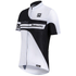 Santini Air Form Short Sleeve Jersey - White: Image 1