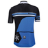 Santini Air Form Short Sleeve Jersey - Blue: Image 3