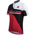 Santini Air Form Short Sleeve Jersey - Red: Image 1