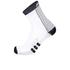 Santini Two Medium Profile Socks - Black: Image 1