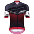 Santini Interactive 3.0 Short Sleeve Jersey - Red: Image 2