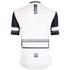 Santini Tau Short Sleeve Jersey - White: Image 3