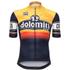 Santini Giro d'Italia 2016 Stage 14 Dolomiti Short Sleeve Jersey - Black: Image 2
