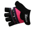 Santini Podium Ambition 16 Women's Race Gloves - Pink: Image 1