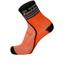 Santini De Rosa 16 Coolmax Socks - Black: Image 3