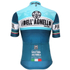 Santini Giro d'Italia 2016 Stage 19 Colle dell'Agnello Short Sleeve Jersey - Blue: Image 3