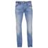 Jack & Jones Men's Originals Mike Straight Fit Jeans - Light Wash: Image 1