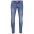 Jack & Jones Men's Originals Tim Slim Fit Jeans - Mid Wash: Image 1