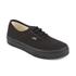 Vans Kids' Authentic Trainers - Black: Image 2