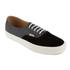Vans Men's Authentic Decon Dx Suede/Leather Trainers - Black/Asphalt: Image 2
