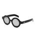 Cheap Monday Women's Moon Sunglasses - Black: Image 2