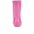 Hunter Toddlers' First Gloss Wellies - Fuchsia: Image 3