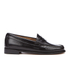 Bass Weejuns Women's Penny Leather Loafers - Black: Image 1