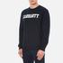 Carhartt Men's College Sweatshirt - Navy/White: Image 2