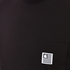 Carhartt Men's Short Sleeve State Pocket T-Shirt - Black: Image 5