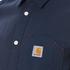 Carhartt Men's Long Sleeve Tony Shirt - Navy Rigid: Image 5