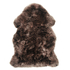 Royal Dream Large Sheepskin Rug - Brown: Image 4