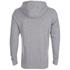 Threadbare Men's Lisbon Hoody - Light Grey: Image 2