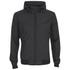 Threadbare Men's Lightweight Toggle Jacket - Black: Image 1