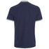 Threadbare Men's Warsaw Tipped Polo Shirt - Navy: Image 2