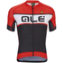 Alé Formula 1.0 Sprinter Short Sleeve Jersey - Black/Red: Image 1