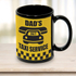 Dad's Taxi Service Mug: Image 1